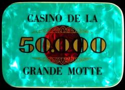 LA GRANDE MOTTE 50 000