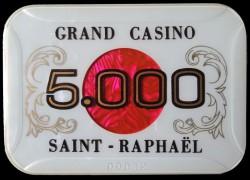 SAINT RAPHAEL 5 000