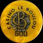 LE BOULOU 500
