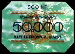 NIEDERBRONN 50 000