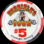 TERRIBLE'S TOWN 5 $