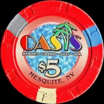 OASIS 5 $