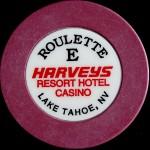 HARVEY E ROULETTE