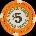 NEVADA LODGE 5 $