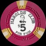 HAROLD CLUB