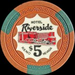 RIVERSIDE 5 $ Old