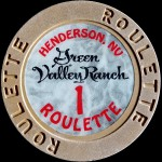 GREEN VALLEY RANCH 1 ROULETTE