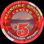 KLONDINE SUNSET 5