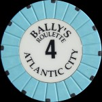 BALLY'S 4 ROULETTE