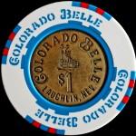 COLORADO BELLE 1 $