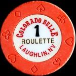 COLORADO BELLE 1 ROULETTE