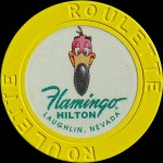 FLAMINGO HILTON ROULETTE