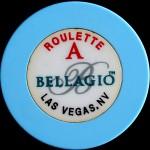 BELLAGIO A ROULETTE