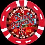 SANDS REGENCY 5 $