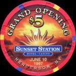 SUNSET STATION 5