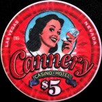 CANNERY 5 $