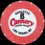 CANNERY B ROULETTE