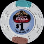 CASINO ROYALE 1 $