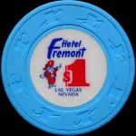 FREMONT Sam Boyd's 1 $