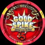 GOLD SPIKE 5 $
