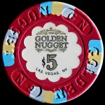 GOLDEN NUGGET 5 $