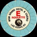 MGM GRAND E ROULETTE