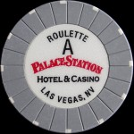 PALACE STATION A ROULETTE