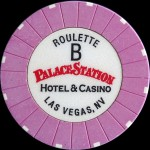 PALACE STATION B ROULETTE