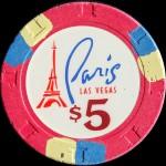 PARIS 5 $