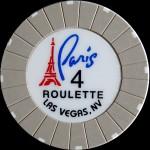 PARIS 4 ROULETTE