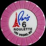 PARIS 6 ROULETTE