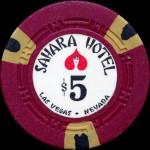 SAHARA 5 $