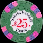 SAHARA 25 $