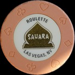 SAHARA ROULETTE