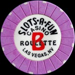 SLOT OF FUN B ROULETTE