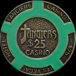 TANGIERS 25 $