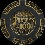 TANGIERS 100 $