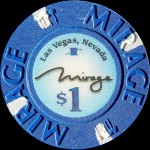 THE MIRAGE 1 $
