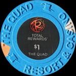 THE QUAD 1 $