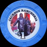 JACKSON RANCHIERA 1 $