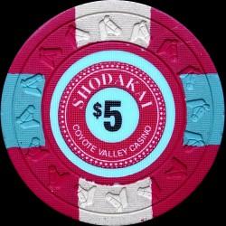 SHODAKAI COYOTE VALLEY   50 c