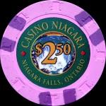 NIAGARA FALLS 2 50 $