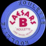 CASEARS B ROULETTE LAKE TAHOE