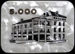 MONTROND LES BAINS 5 000