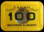 DIVONNE LES BAINS 100