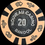 BANDOL 20