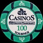 GROUPE TRANCHANT 100 TOURNOI