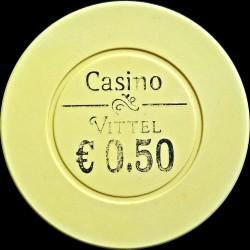 VITTEL 0.50 €