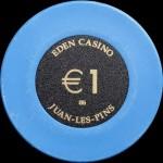 JUAN LES PINS 1.00 €