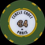 CERCLE CADET 4.00